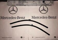 **Brand New** Genuine Mercedes-Benz C-Class/GLC Front wiper blades A2058205800