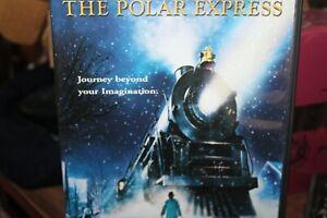 The Polar Express (DVD, 2007) used