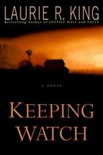 Keeping Watch by Laurie R. King In Hardcover With Free Shipping