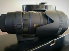 Sigma 70-200 mm f/2.8 APO EX DG OS nikon Fit