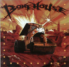 BONEHOUSE Steamroller CD (1999 Earth AD) Neu!