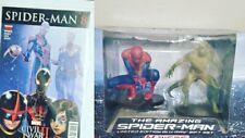 🔥Amazing Spiderman Movie Figure, 《W/Comic Book!