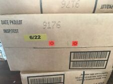 1 CASE MRE First Strike Ration INSP/TEST DATE 06/2022 PACKED DATE 9176 = 06/2019
