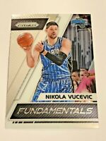 2017-18 Panini Prizm Basketball Fundamentals - Nikola Vucevic - Orlando Magic