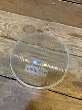 """1948 Dodge Plymouth Head Lamp Lens 46 Corcoran-Brown 8"""" Inch OD Used Car Truck"""