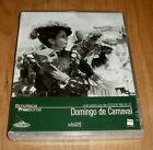Domingo Aus Karneval Blu-Ray + DVD + Buch Neu Versiegelt Kino Spanish (Ohne
