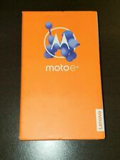 NEW sealed Box Motorola Moto E4 16GB Smartphone ( Unlocked )-  Black