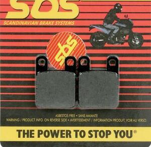 SBS - 559H.CT - Carbon Tech High-Performance Brake Pads
