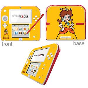 Princess Daisy - Vinyl Skin Sticker for Nintendo 2DS