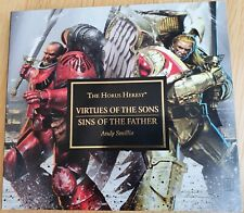 Horus Heresy Audio CD - Virtues of the Sons / Sins of the Father