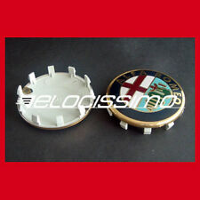 Alfa Romeo Nabenkappen Nabendeckel Felgendeckel 50mm