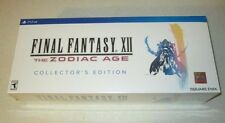 Final Fantasy XII: The Zodiac Age Collector's Edition Sony PlayStation 4