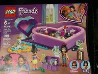 LEGO Friends 41359 Heart Box Friendship Pack 199 Piece Olivia Vicky Mini Figures