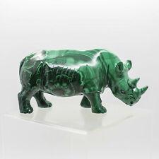 Malachite  Rhinoceros