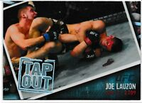 Joe Lauzon 2009 Topps UFC Photo Finish Insert Card # PF25