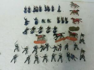 1/72  40+ plastic model  American Civil war soldiers  by Airfix