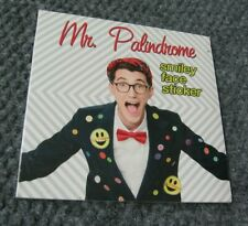 Smiley Face Sticker by Mr Palindrome CD 2013 Baby Natan Kuchar Kids Songs Rock
