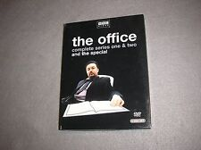 The Office Collection Complete series 1 & 2 and the special 4-Disc DVD Box set