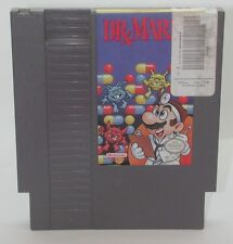 Nintendo Dr. Mario Game Cartridge, Works R13305