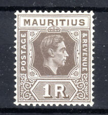 Mauritius 1 Rupee SG260 1938 Cat £45 mmint [M9010-2]
