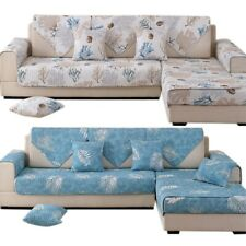1PC Sofa Cover Sectional Mat Floral Couch Slipcover Furniture Protector Cloth