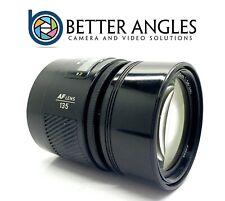 SONY A MINOLTA MAXXUM 135mm f2.8 AF Lens-Risk Free Guaranteed!