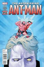 The Astonishing Ant-Man #10 Marvel comic 1st Print 2016 NM ships in t-folder