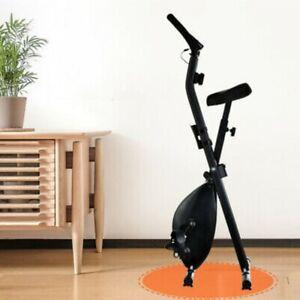 Bicicleta Estática Plegable Tipo X Entrenamiento Fitness Cardio Pantalla LCD
