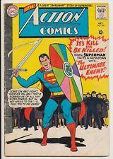 Action Comics #329 DC Comics 1965, Superman, The Ultimate Enemy
