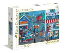 Clementoni Landscapes 500 - 749 Pieces Jigsaws & Puzzles