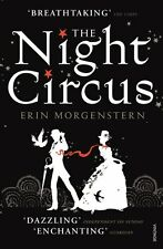 The Night Circus by Erin Morgenstern | Paperback Book | 9780099554790 | NEW