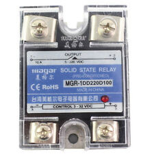 SSR-100A DD DC-DC Solid State Relay input 3-32VDC output 5~220VDC Control