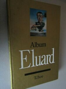 Album Eluard / Tchou / Robert D. Valette / 1967 / Ref B20