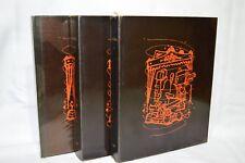 La Regia - Mario Apollonio - 3 Volume Set - H/B 1955 L/E # 1345 of 1500 (T)