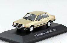 VW Gacel GL bronze 1983 ähnlich Santana Vento Blister 1:43 Salvat Ixo Modellauto