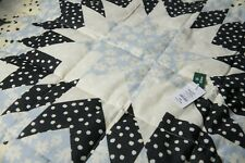 Patchwork Throw, Quilted Throw Blanket 100% Cotton Urban Outfitters 127 X 152cm