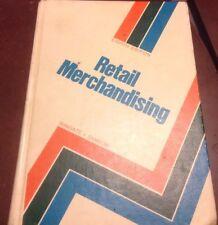 Retail Merchandising 8th Edition 1975 John W Wingate Harland E Samson HC Rare
