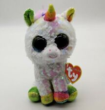 1TY BEANIE BOOS  PIXY the unicorn Sparkle The Special Plush Toy