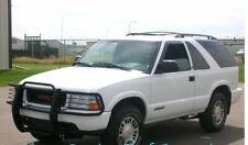 Fits 1998-2004 Chevy Chevrolet Blazer-S GMC Jimmy Black Grill Brush Guard