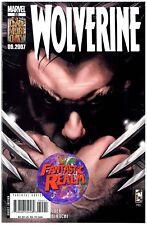 WOLVERINE #55 - DEATH OF SABRETOOTH COMIC BOOK - MARVEL COMICS