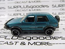 MATCHBOX 1/64 LOOSE Collectible 1990 '90 VOLKSWAGEN GOLF COUNTRY Diorama Car