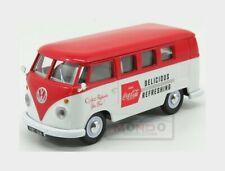 Volkswagen T1 Camper Van Coca-Cola 1961 White Red CORGI 1:43 CC02733