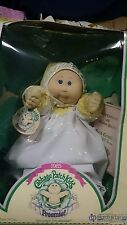 1985 Coleco Cabbage Patch Kids Preemie - #3870 Shorona Cynthia  In Original Box