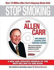 Stop Smoking with Allen Carr: A New and Updated Version of the Best-Selling CD and Book by Allen Carr (Mixed media product, 2012)