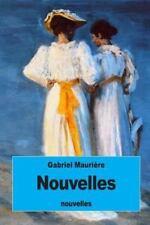 Nouvelles by Gabriel Maurière (2016, Paperback)