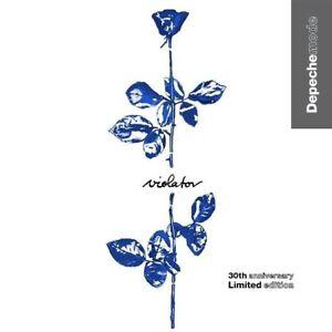 Depeche Mode Violator 30th Anniversary Limited Edition
