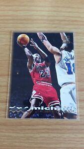 Michael Jordan 93-94 Topps Stadium Club # 169
