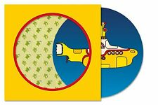 """The Beatles Yellow Submarine Limited 7"""" Picture Vinyl mint OVP"""