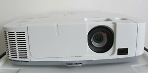 NEC NP-P451WG HOME THEATRE PROJECTOR 4500 Lumens 2x HDMI LAN 6000x lamp hours