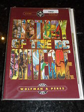 HISTORY OF THE DC UNIVERSE - Book 1 - Date 1996 - DC Comics